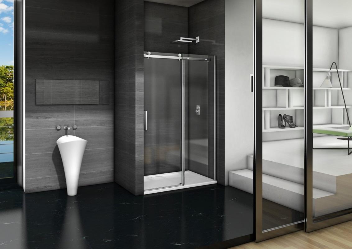 Дверца в душ