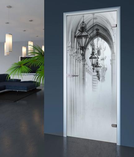 двери стеклянные от производителя Акма